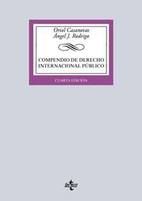Libro COMPENDIO DE DERECHO INTERNACIONAL PUBLICO