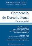 Libro COMPENDIO DE DERECHO PENAL. PARTE ESPECIAL