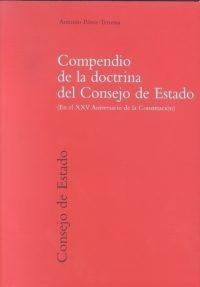 Libro COMPENDIO DE LA DOCTRINA DEL CONSEJO DE ESTADO: EN EL XXV ANIVERS ARIO DE LA CONSTITUCION