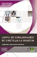 Libro COMPENDIO LEGISLACION ESPECIFICA OPOSICIONES JUNTA DE COMUNIDADES DE CASTILLA-LA MANCHA