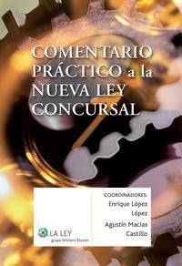 Libro COMPENDIO PRACTICO A LA NUEVA LEY CONCURSAL