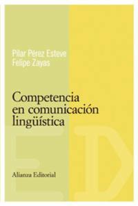 Libro COMPETENCIA EN COMUNICACION LINGÜISTICA