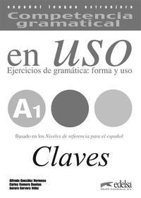 Libro COMPETENCIA GRAMATICAL EN USO A1