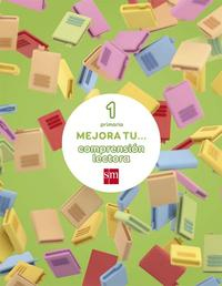 Libro COMPETENCIA LECTORA 1º EDUCACION PRIMARIA CUADERNO 1 ED 2017 CASTELLANO
