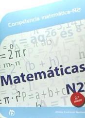Libro COMPETENCIA MATEMÁTICA N2