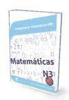 Libro COMPETENCIA MATEMÁTICA N3