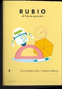 Libro COMPETENCIA MATEMÁTICAS 3