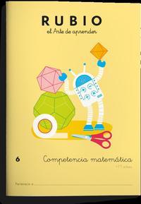 Libro COMPETENCIA MATEMÁTICAS 6