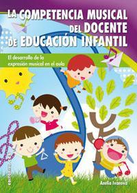 Libro COMPETENCIA MUSICAL DEL DOCENTE DE EDUCACION INFANTIL