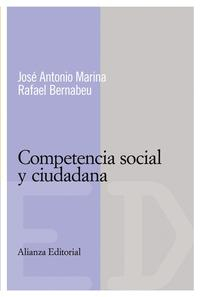 Libro COMPETENCIA SOCIAL Y CIUDADANA
