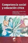 Libro COMPETENCIA SOCIAL Y EDUCACION CIVICA