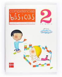 Libro COMPETENCIAS BASICAS 2º PRIMARIA