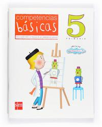 Libro COMPETENCIAS BASICAS 5º PRIMARIA