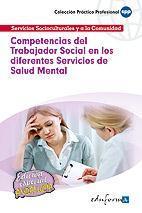 Libro COMPETENCIAS DEL TRABAJADOR SOCIAL EN LOS DIFERENTES SERVICIOS DE SALUD MENTAL
