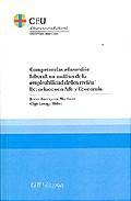 Libro COMPETENCIAS E INSERCION LABORAL: UN ANALISIS DE LA EMPLEABILIDAD DE LOS RECIEN LICENCIADOS EN ADE Y ECONOMIA