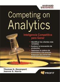 Libro COMPETING ON ANALYTICS