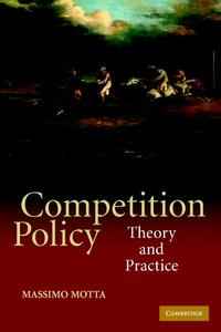 Libro COMPETITION POLICY THEORY AND PRACTICE
