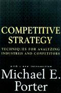 Libro COMPETITIVE STRATEGY TECHNIQUES FOR ANALYZING INDUSTRIES AND COMP ETITORS