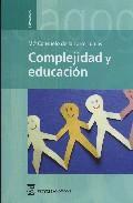 Libro COMPLEJIDAD Y EDUCACION