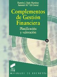 Libro COMPLEMENTOS DE GESTIÓN FINANCIERA: PLANIFICACION Y VALORACION