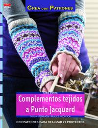 Libro COMPLEMENTOS TEJIDOS A PUNTO JACQUARD