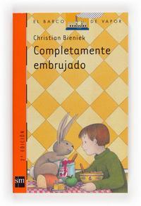 Libro COMPLETAMENTE EMBRUJADO