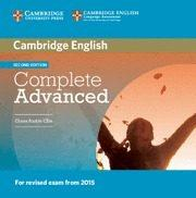 Libro COMPLETE ADVANCED 2ND EDITION CLASS AUDIO CDS