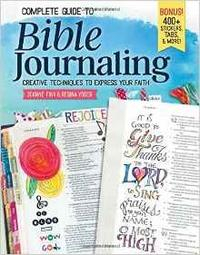 Libro COMPLETE GUIDE TO BIBLE JOURNALING: CREATIVE TECHNIQUES TO EXPRES S YOUR FAITH