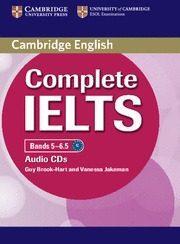 Libro COMPLETE IELTS BANDS 5-6.5 B2 CD