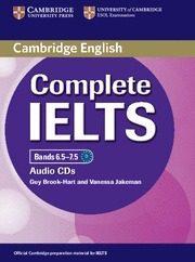 Libro COMPLETE IELTS BANDS 6.5-7.5 CD