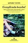Libro COMPLICADA BONDAD