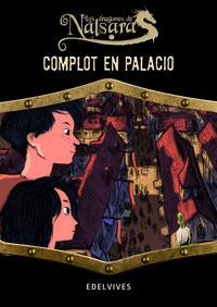 Libro COMPLOT EN PALACIO