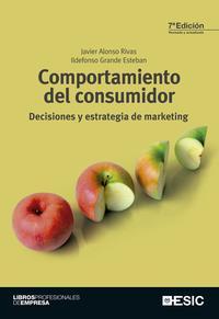 Libro COMPORTAMIENTO DEL CONSUMIDOR