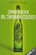 Libro COMPORTAMIENTO DEL CONSUMIDOR ECOLOGICO