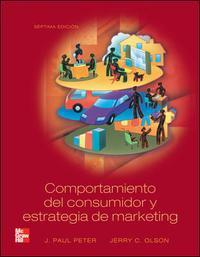 Libro COMPORTAMIENTO DEL CONSUMIDOR Y ESTRATEGIA DE MARKETING