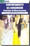 Libro COMPORTAMIENTO DEL CONSUMIDOR: PRINCIPIOS DE MICROECONOMIA
