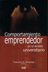 Libro COMPORTAMIENTO EMPRENDEDOR EN EL AMBITO UNIVERSITARIO