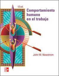 Libro COMPORTAMIENTO HUMANO EN EL TRABAJO