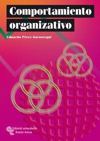 Libro COMPORTAMIENTO ORGANIZATIVO