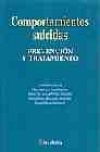 Libro COMPORTAMIENTOS SUICIDAS: PREVENCION Y TRATAMIENTO