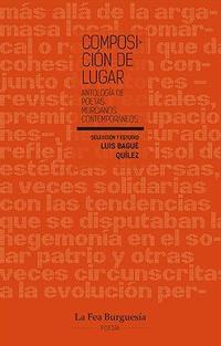 Libro COMPOSICION DE LUGAR: ANTOLOGIA DE POETAS MURCIANOS CONTEMPORANEOS