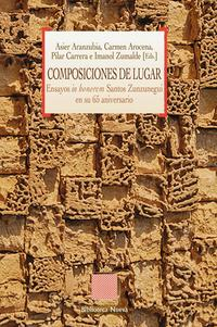 Libro COMPOSICIONES DE LUGAR