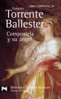 Libro COMPOSTELA Y SU ANGEL
