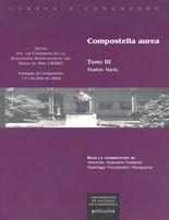 Libro COMPOSTELLA AUREA: TEATRO. VARIA