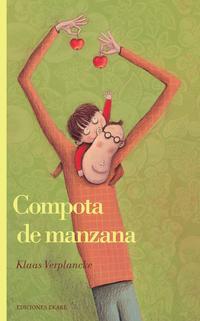 Libro COMPOTA DE MANZANA