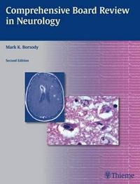 Libro COMPREHENSIVE BOARD REVIEW IN NEUROLOGY