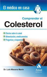 Libro COMPRENDER EL COLESTEROL