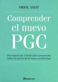 Libro COMPRENDER EL NUEVO PGC