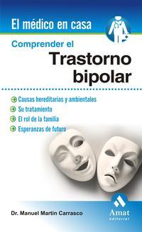 Libro COMPRENDER EL TRASTORNO BIPOLAR