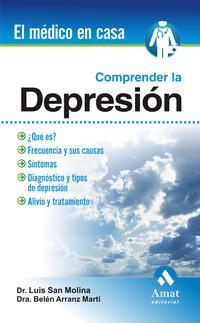 Libro COMPRENDER LA DEPRESION